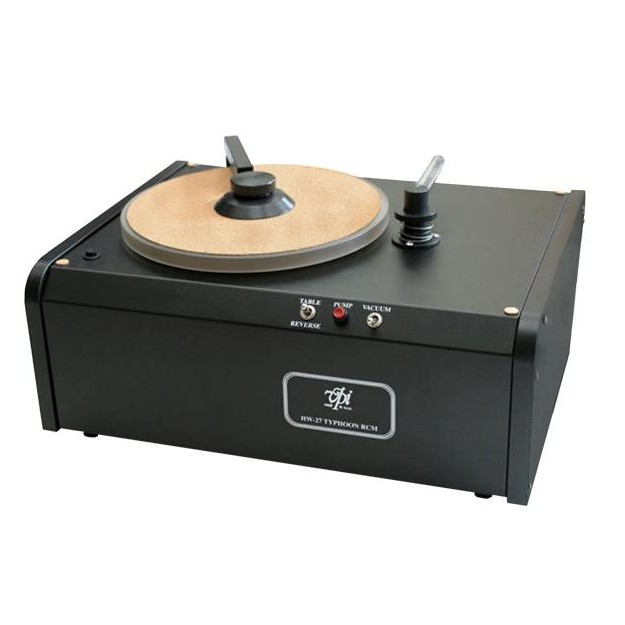 Machine à laver les disques VPI Typhoon HW-27 Cleaning Machine
