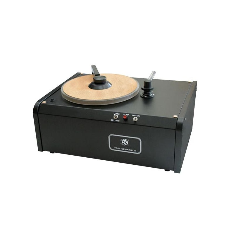 machine laver les disques vpi typhoon hw 27 cleaning machine. Black Bedroom Furniture Sets. Home Design Ideas