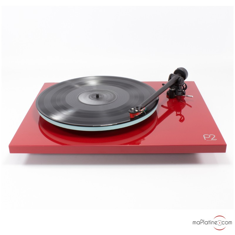 platine vinyle rega planar 2 performance pack rouge. Black Bedroom Furniture Sets. Home Design Ideas