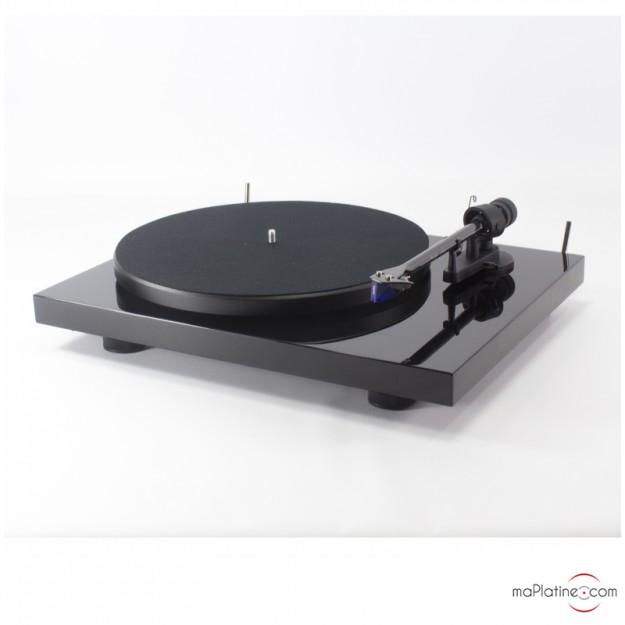 Platine vinyle Pro-Ject Debut Carbon 2M Blue Spéciale Edition