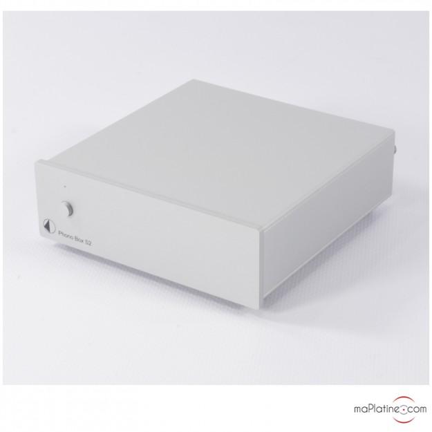 Préamplificateur phono Pro-Ject Phono Box S2