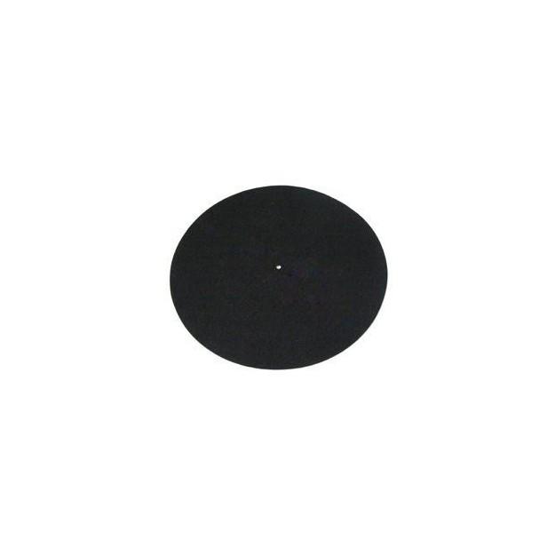 Couvre-plateau noir universel REGA