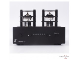 Préamplificateur phono Pro-Ject Tube Box S2