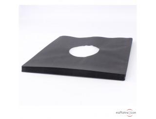 Pochettes intérieures 33T doublées noires Simply Analog (par 25)