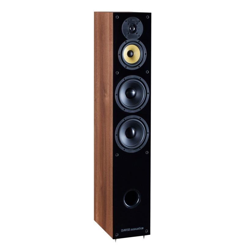 enceintes colonne davis acoustics balthus 70. Black Bedroom Furniture Sets. Home Design Ideas