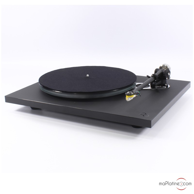 platine vinyle rega planar 6 neo psu avec cellule mm exact noir. Black Bedroom Furniture Sets. Home Design Ideas