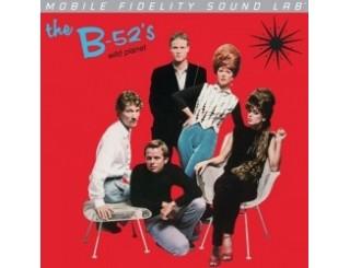 Disque vinyle B-52'S – Wild Planet