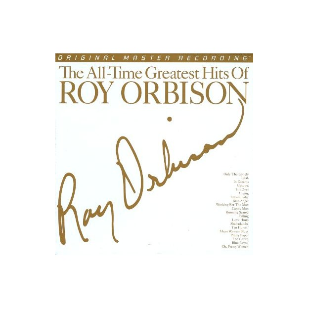 Disque vinyle Roy Orbison – The All Time Greatest Hits of Roy Orbison