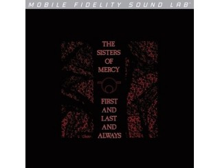 Disque vinyle The Sisters of Merciy – First and Last and Always