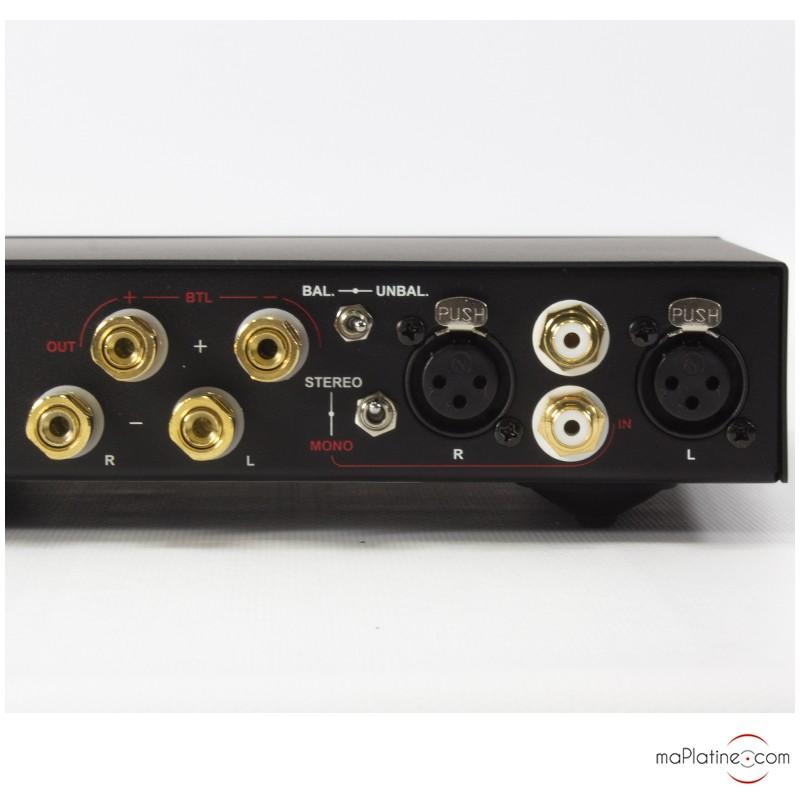 amplificateur de puissance stereo mono nuprime sta 9. Black Bedroom Furniture Sets. Home Design Ideas