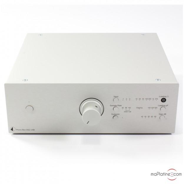 Préamplificateur phono Pro-Ject Phono Box DS2 USB