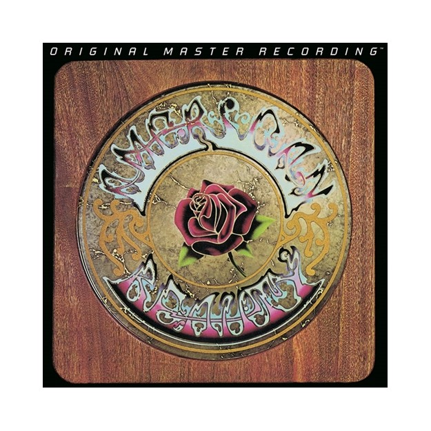 Disque vinyle Grateful Dead - American Beauty - 45RPM/2LPs - LMF429-45
