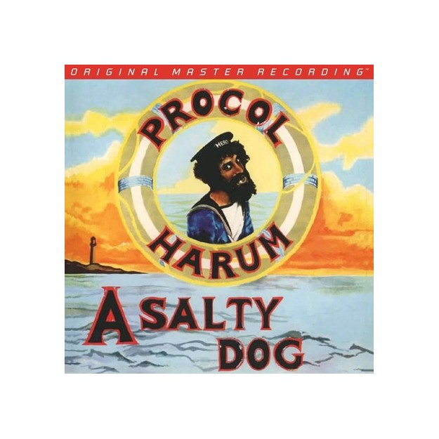 Disque vinyle Procol Harum - A Salty Dog - LMF474