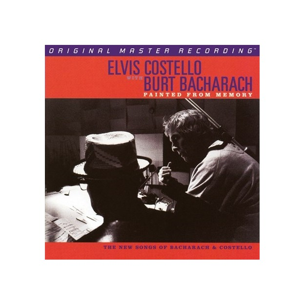 Disque vinyle Elvis Costello and Burt Bacharach - Painted from Memory - LMF475