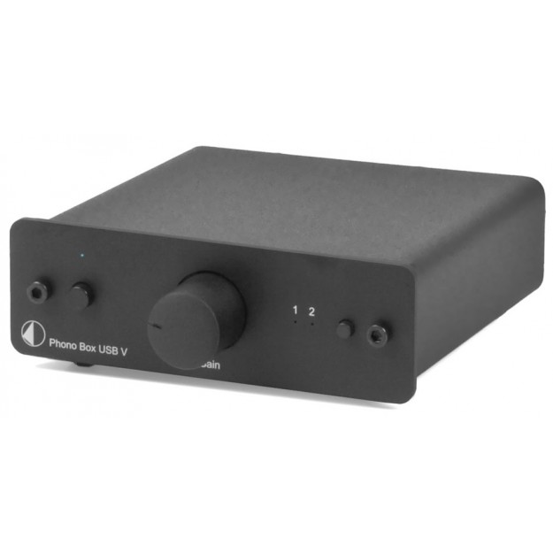 Preamplificateur Phono Box USB V DC Pro-Ject