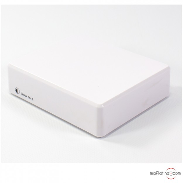 Préamplificateur phono Pro-Ject Phono Box E Optical