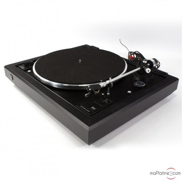 platine vinyle d 39 occasion dual cs 505 4. Black Bedroom Furniture Sets. Home Design Ideas