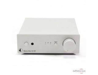 Amplificateur stéréo Pro-Ject Box S2 BT