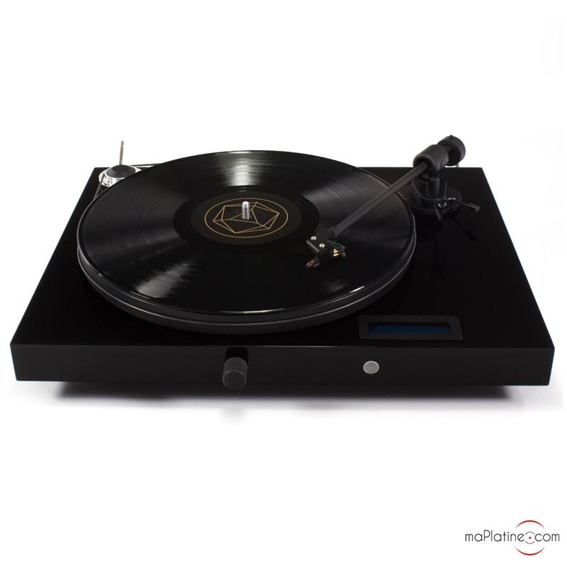 platine vinyle tout en un pro ject juke box e. Black Bedroom Furniture Sets. Home Design Ideas