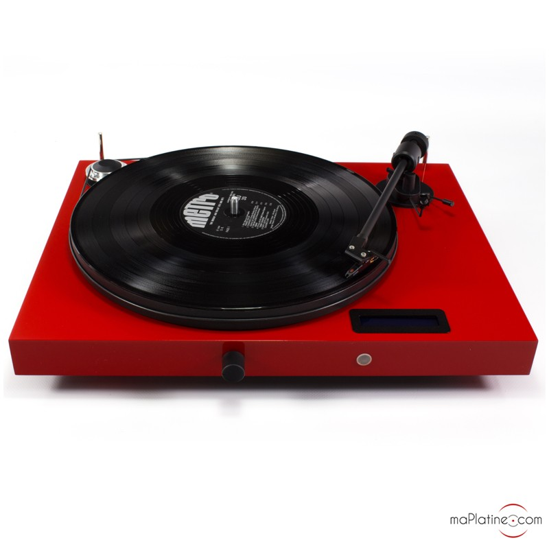 platine vinyle tout en un pro ject juke box e. Black Bedroom Furniture Sets. Home Design Ideas