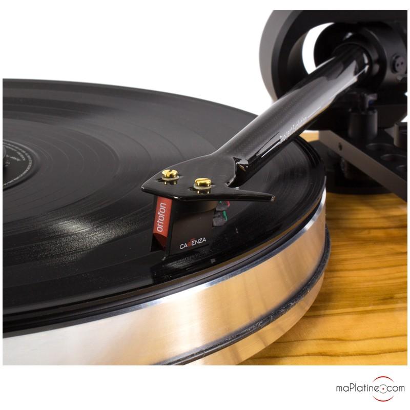 platine vinyle d 39 occasion pro ject x tension 9 avec cellule cadenza red. Black Bedroom Furniture Sets. Home Design Ideas