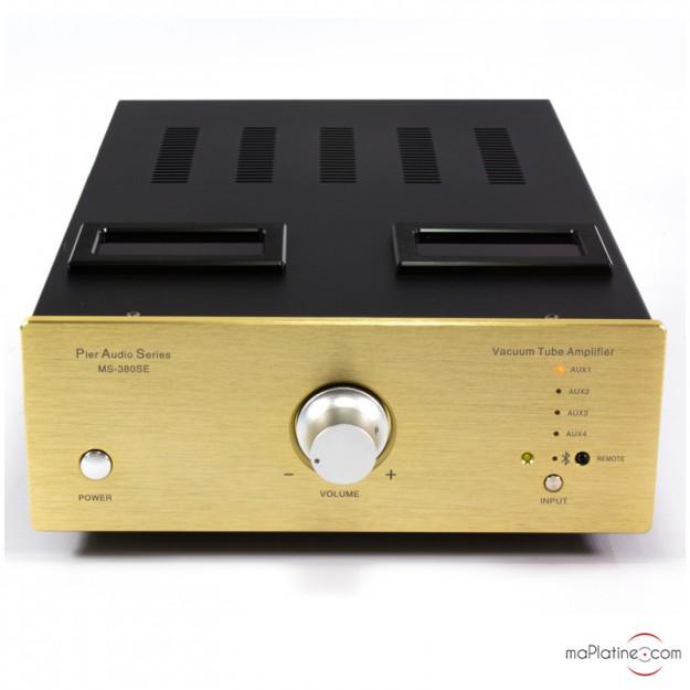 Amplificateur intégré Pier-Audio MS 380SE