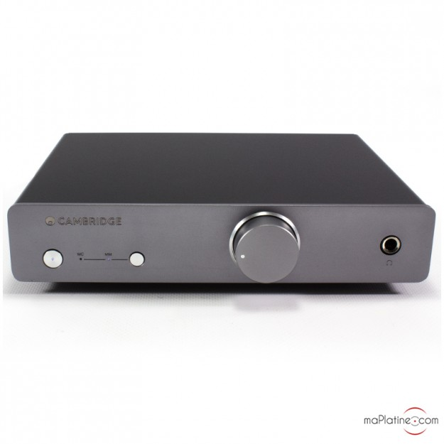 Préamplificateur phono MM/MC Cambridge Audio Duo
