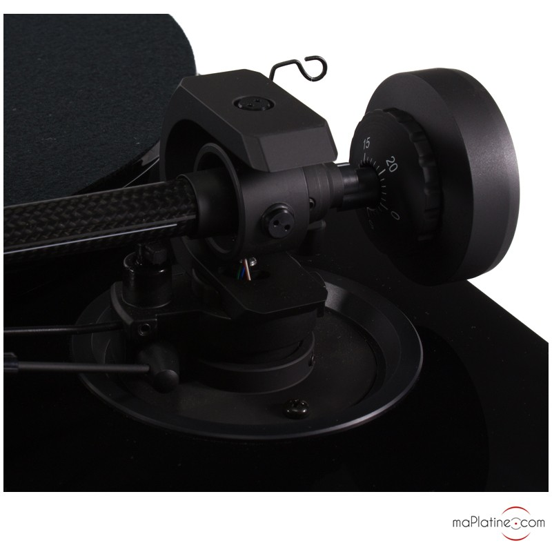 platine vinyle pro ject 1 xpression carbon. Black Bedroom Furniture Sets. Home Design Ideas