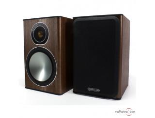Enceintes bibliothèques Monitor Audio Bronze 1