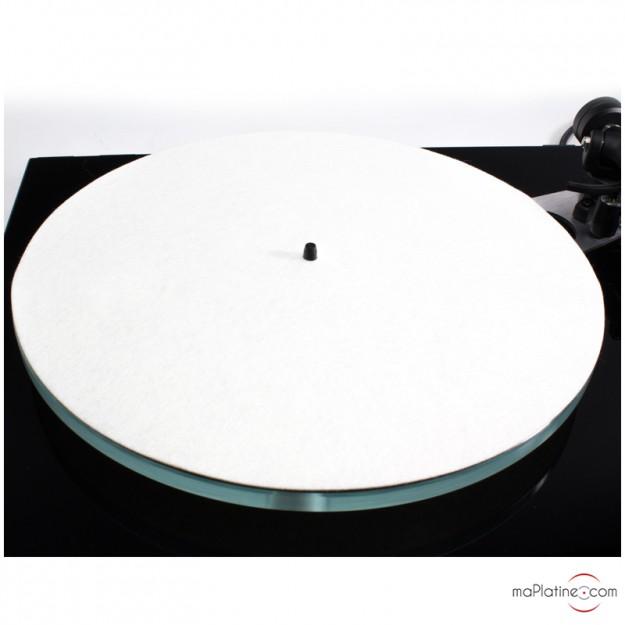 Couvre-plateau pour platine vinyle REGA P9