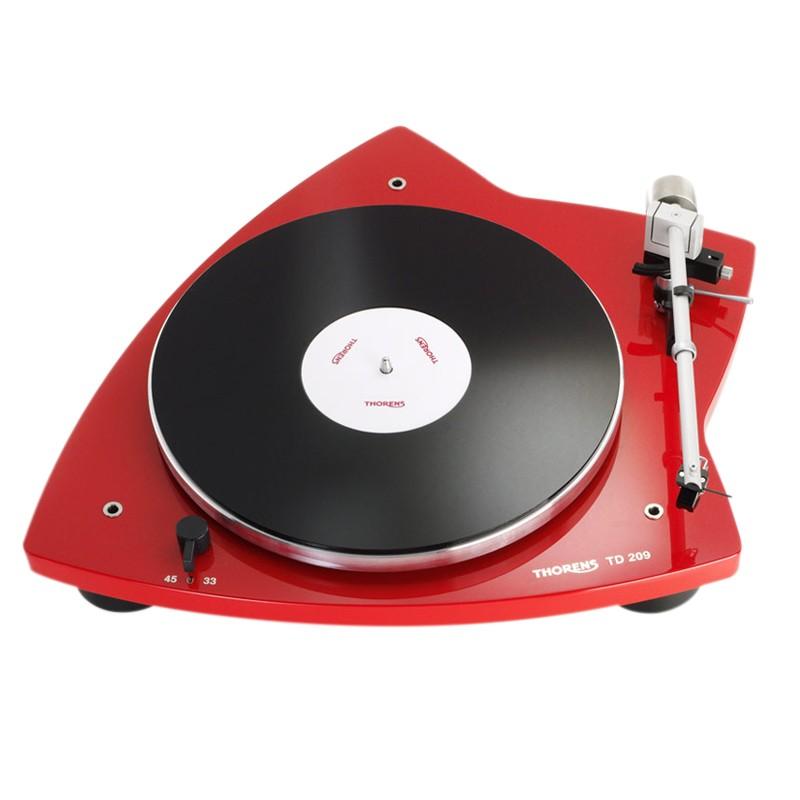 platine vinyle manuelle thorens td 209. Black Bedroom Furniture Sets. Home Design Ideas