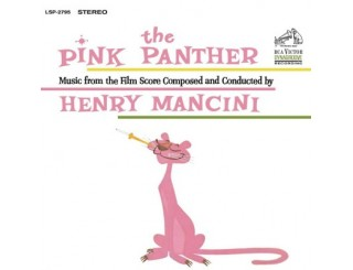 Disque vinyle Henry Mancini - The Pink Panther