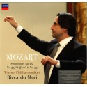 Disque vinyle Mozart - Symphonies n°25, 35 et 39 (Riccardo Muti)