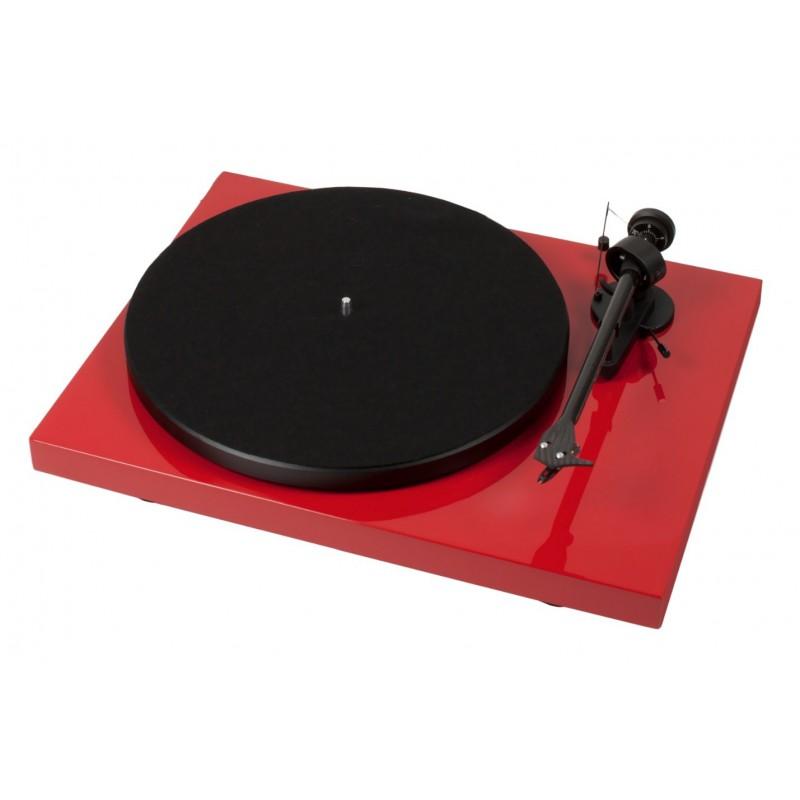 platine vinyle pro ject debut carbon dc. Black Bedroom Furniture Sets. Home Design Ideas