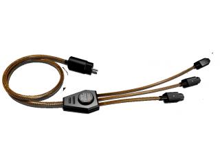 Câble secteur Essential Audio Tools Current Spyder L