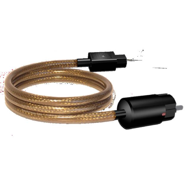 Câble secteur Essential Audio Tools Current Conductor L