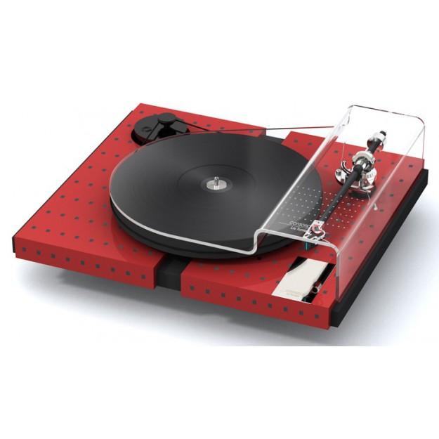 Platine vinyle manuelle Consonance Liu + bras ST100