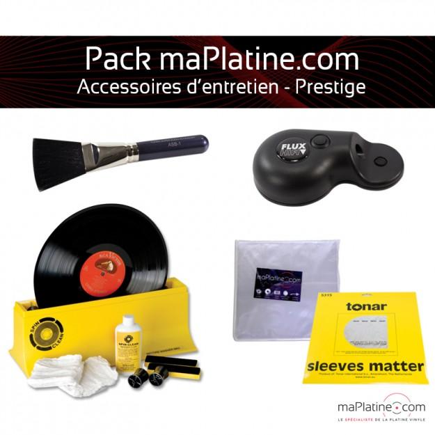 Pack d'accessoires d'entretien Prestige