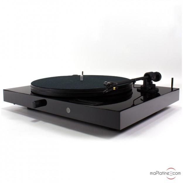 platine vinyle d 39 occasion pro ject juke box e. Black Bedroom Furniture Sets. Home Design Ideas