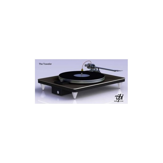 Platine vinyle manuelle VPI The Traveler