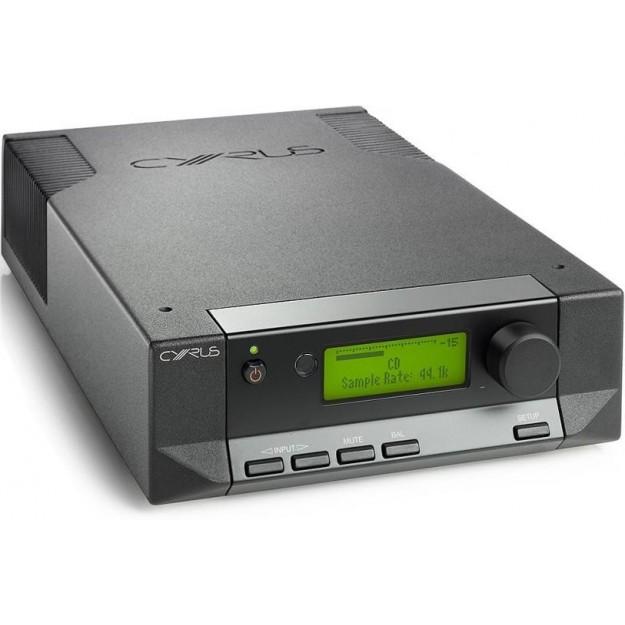 Amplificateur intégré Cyrus 8.2 DAC