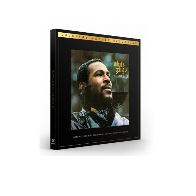 Disque vinyle Marvin Gaye - What's Going On - 45RPM/2LP box set - LMFUD1S008