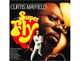 Disque vinyle Curtis Mayfield - Superfly - 45RPM/2LPs - LMF481