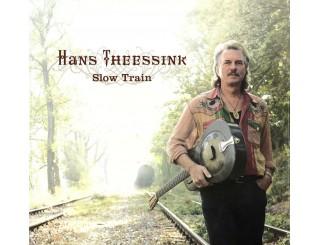 Disque vinyle Hans Theessink - Slow Train