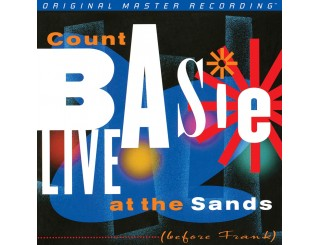 Disque vinyle Count Basie - Live At The Sands: Before Franck - 2LP - LMF401-2