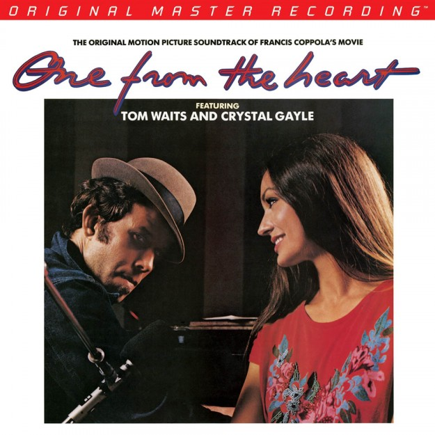 Disque vinyle Tom Waits and Crystal Gayle - One From The Heart - LMF448