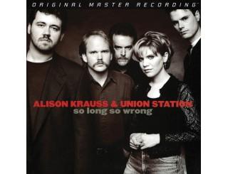 Disque vinyle Alison Krauss - So Long So Wrong - 2LP - LMF276-2