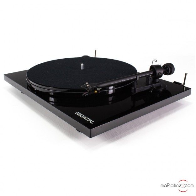 Platine vinyle d'occasion Pro-Ject Essential III Digital