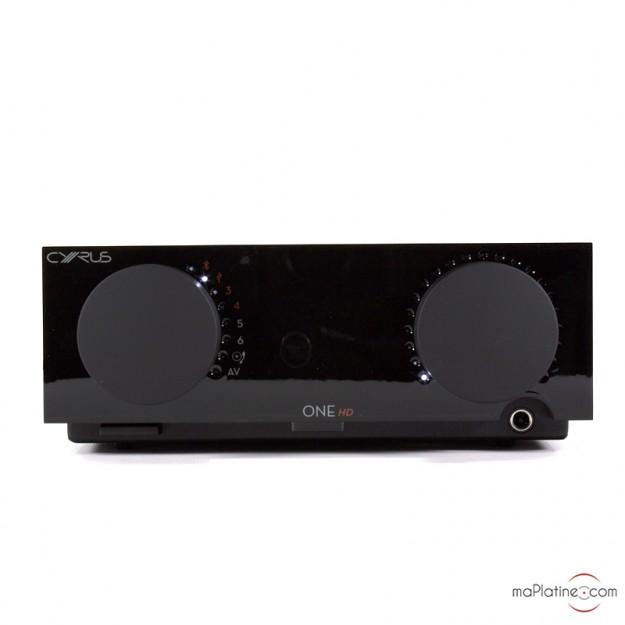 Amplificateur intégré Cyrus ONE HD