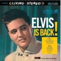 Disque vinyle Elvis Presley - Is Back - LSP2231